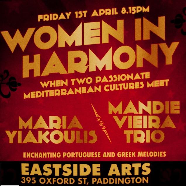 Women in Harmony Flyer